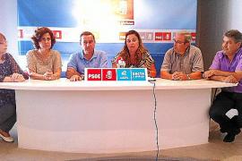 PSOE-Pacte pide que el dinero del recorte a los sueldos se destine a fines sociales