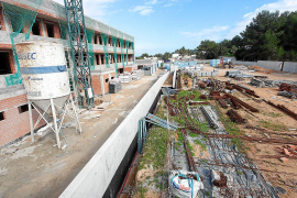 Más de 40 obras en centros educativos de Baleares durante este veranoS