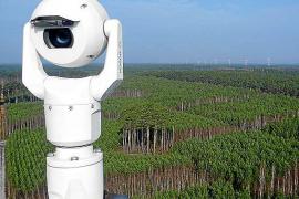 El Consell instalará cuatro cámaras inteligentes para detectar incendios