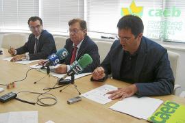 La CAEB alerta de que el crecimiento en las Pitiüses irá «a peor» por las medidas de ajuste del Gobierno