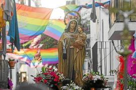 Vila y Sant Antoni se quedan sin procesiones de la Virgen del Carmen
