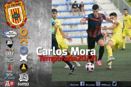 Carlos Mora ficha por el Portmany