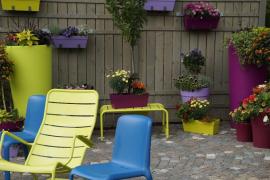 Diez trucos para que las plantas de la terraza y el balcón sobrevivan al calor