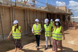 El Ibavi cede al Ayuntamiento de Ibiza tres viviendas para atender situaciones de emergencia social