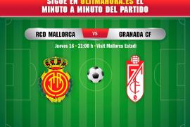 DIRECTO | Real Mallorca-Granada