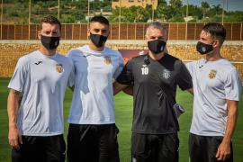 Jero Ropero: «Los tres porteros de la Peña Deportiva rozan la perfección»