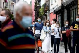 Sanidad notifica 628 contagios en las últimas 24 horas