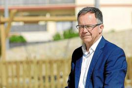 Josep Marí Ribas 'Agustinet', alcalde de Sant Josep.