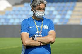 Pablo Alfaro: «Queremos poner la guinda»