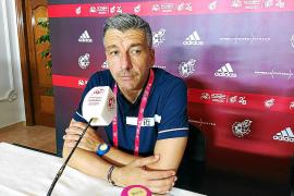 David Cubillo: «La Peña ha marcado en los momentos clave del partido»