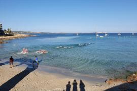 El día de la AD Ibiza Half Triathlon
