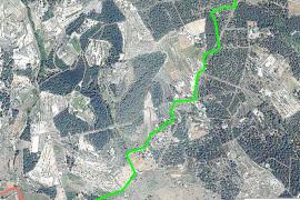 Santa Eulària reparará más de 20 kilómetros de caminos rurales