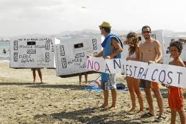 Los ecologistas se oponen a la reforma de la Ley de Costas