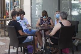 Excepciones en Baleares al uso obligatorio de la mascarilla