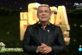 Jorge Javier Vázquez se postula como tronista para la próxima edición de 'MyHyV'