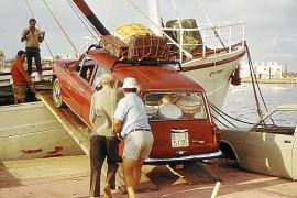 Los marineros que apostaron por Formentera