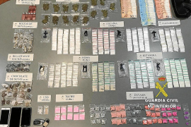 Un 'taxista pirata' cazado con un 'súper' de drogas se enfrenta a más de siete años de cárcel