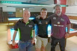 El ibicenco Jonás Souto se hace con el Campeonato de Balears de la ABP