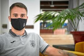 Cristian Cruz: «Sueño con la Peña en Segunda»