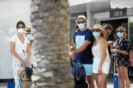 La Policía Local de Ibiza levanta 26 actas por no usar las mascarillas obligatorias