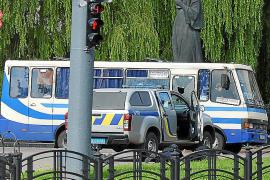 Secuestro en Ucrania