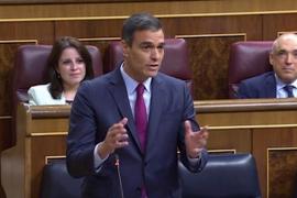 Sánchez recrimina al PP su «cero» apoyo en el acuerdo con la UE