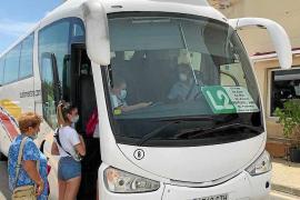 La concesionaria de bus de Formentera alerta de su «insostenible» situación