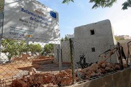 El Ayuntamiento de Vila invierte 273.000 euros en rehabilitar la casa 'pagesa' de Can Casals