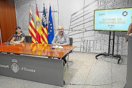 Ibiza contabilizó 2.000 turistas por cada 100 habitantes en 2019