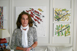 """Manchas"" de Herminia Romero"