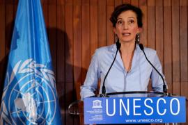 Ciudades Patrimonio otorga su premio anual a la directora general de la Unesco