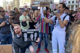 El médico antimascarilla de Formentera acude a los tribunales