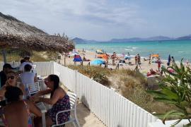 Las pernoctaciones hoteleras caen más de un 99% en Baleares en junio, hasta las 70.252