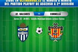 Atlético Baleares-Cornellà