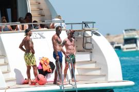 Leo Messi escoge la isla para preparar la Champions