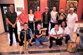 Clausura del Festival de Jazz de Inca