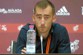 Rubén Díez: «La verdad es que nos han puesto las cosas muy difíciles»