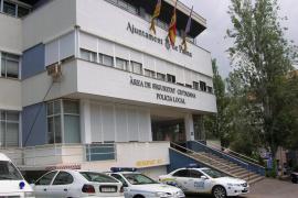 Aíslan a seis policías tras intervernir en un accidente en Mallorca con heridos contagiados