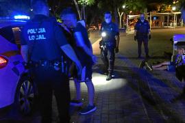 Arrestado en Ibiza un hombre que suma más de 70 detenciones