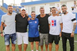 El mundo del fútbol español sorprende a los pequeños en Can Misses