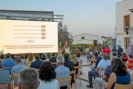 Formentera homenajea a los servicios esenciales en la Diada de Sant Jaume