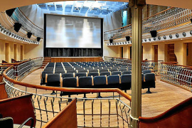 'The invisible man' e 'Invisibles' se podrán ver hoy en el Teatro España