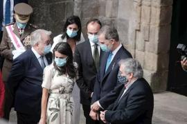 Felipe VI recuerda a las víctimas de la pandemia y el «impagable sacrificio de los ciudadanos»