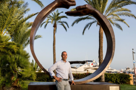 Lorenzo Quinn: el gran éxito internacional de un amante de Ibiza