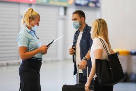 Baleares trabaja con el Gobierno para establecer un corredor aéreo seguro con el Reino Unido