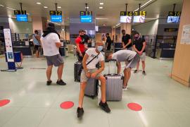 El Gobierno pide al Reino Unido que Baleares quede fuera de la cuarentena