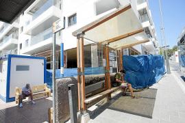 La Cala Sant Vicent sigue sin tener un servicio mínimo de bus