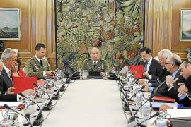 Defensa avisa: «Más ajustes implicarán pérdidas de capacidades necesarias»