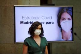 La mascarilla será obligatoria en Madrid y se limitan las reuniones a grupos de diez personas
