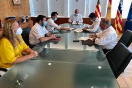 El Consell de Ibiza aporta 500.000 euros a los ayuntamientos por la Covid-19